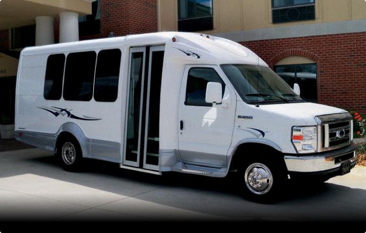 shuttle transportation for Hino Medical Center